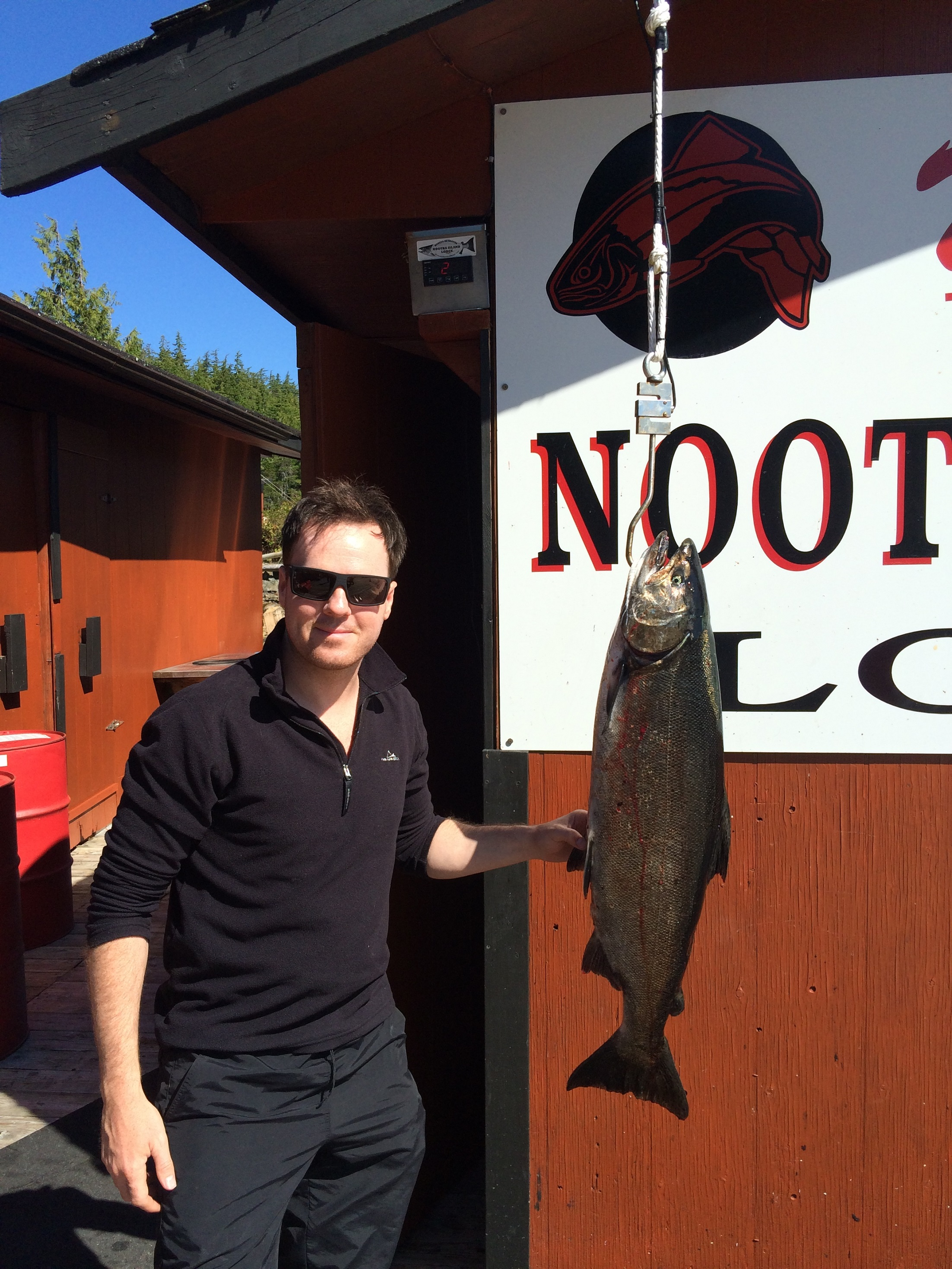 Nootka Sound - Chinook Salmon