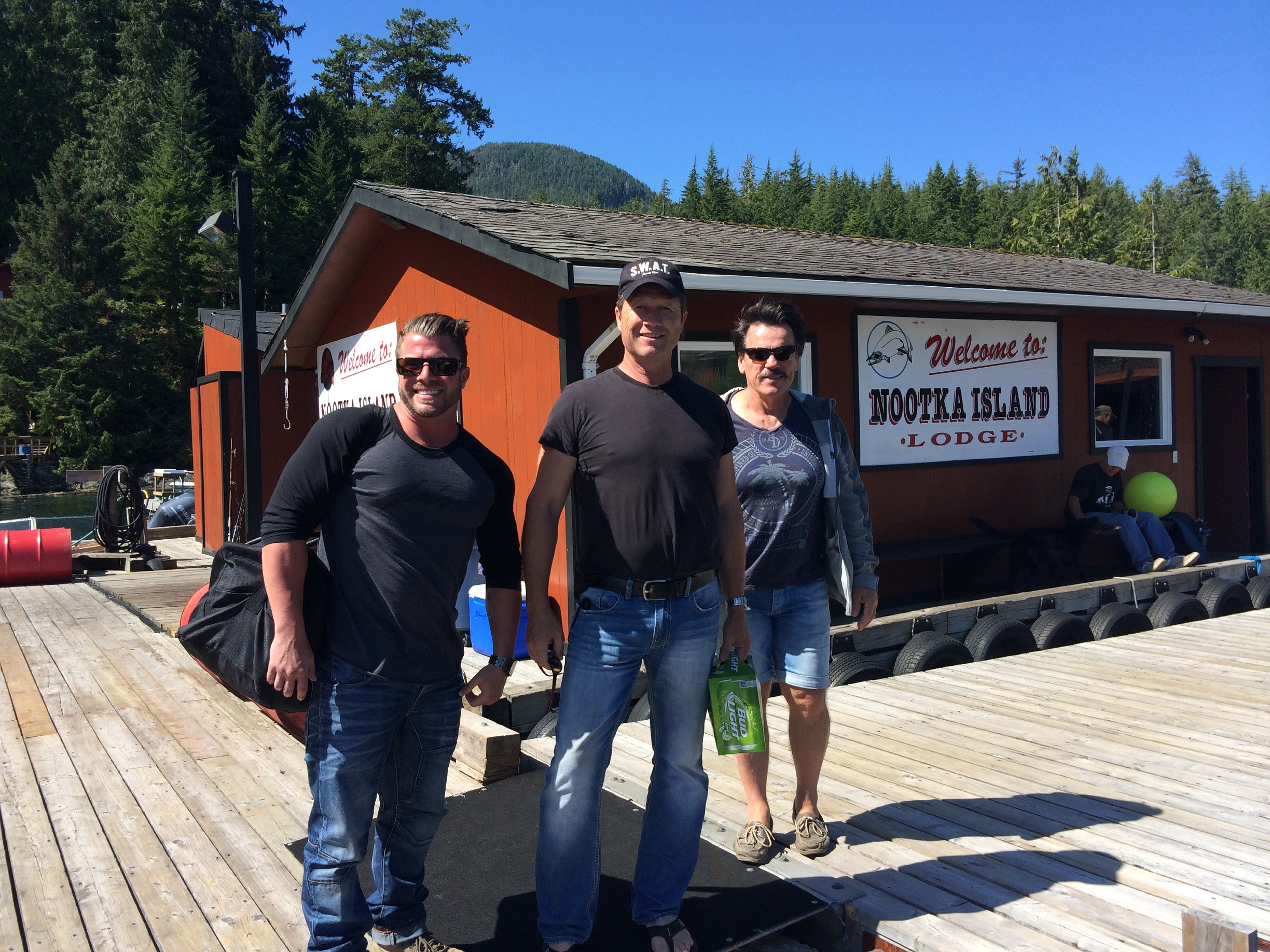 Nootka Fishing Lodge