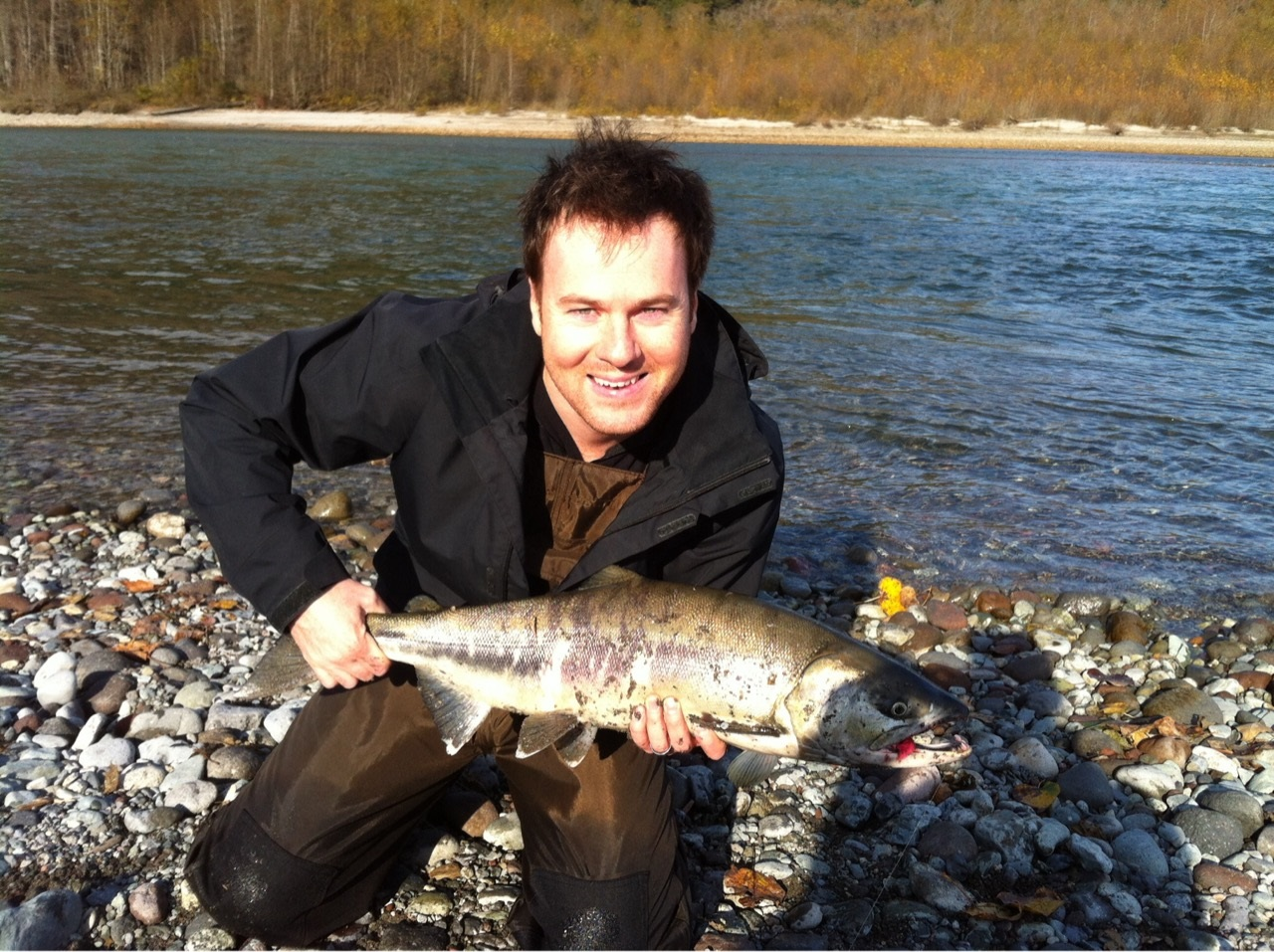 Squamish River - Chum Salmon