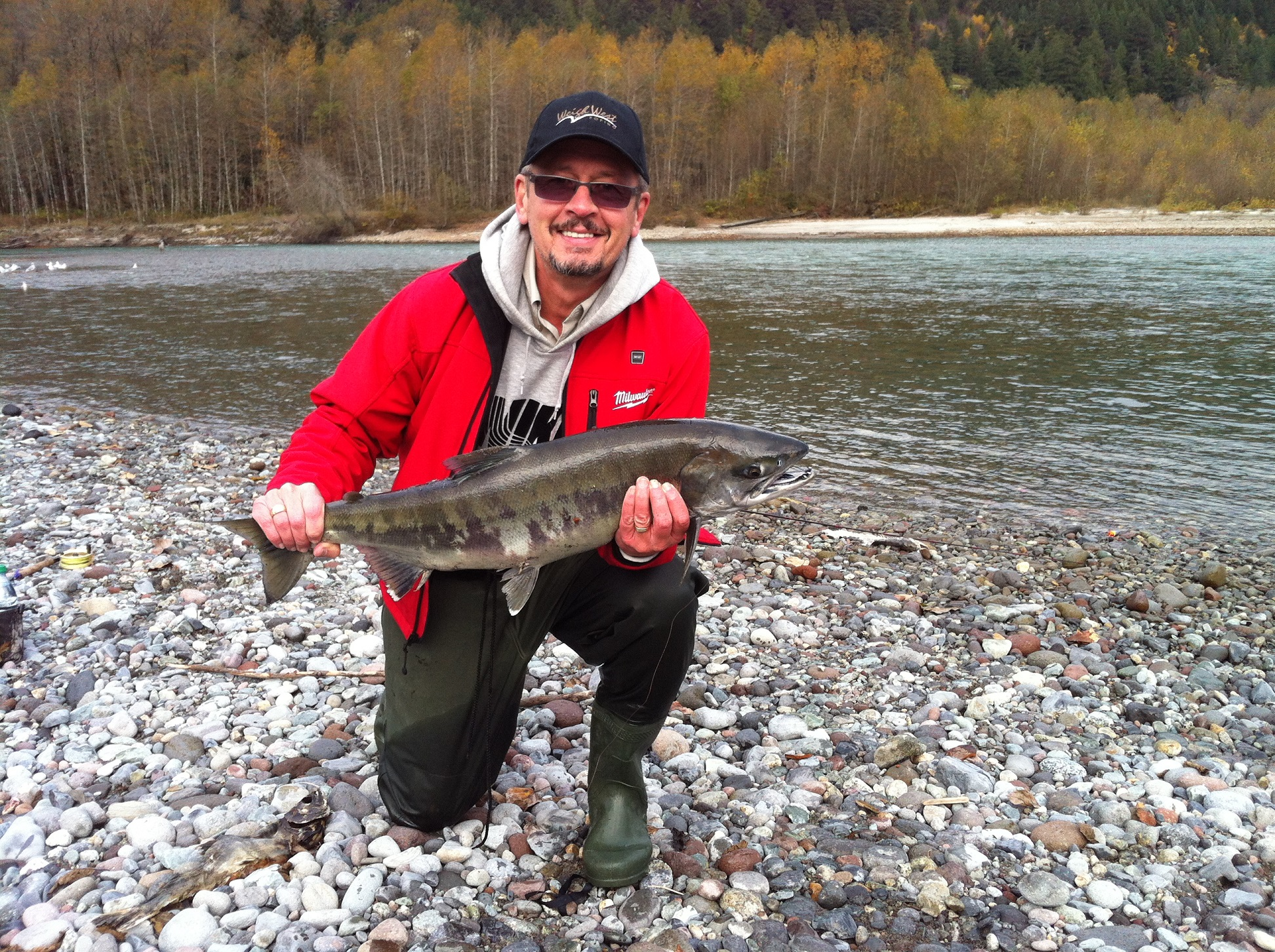 Squamish River - Chum Salmon - Dan
