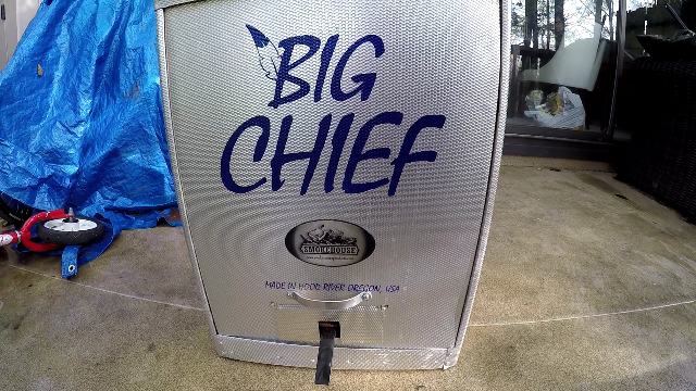 Big Chief Smoker
