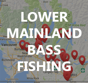 Lower Mainland Bass – Fishing Locations