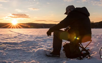 Best Ice Fishing Reel