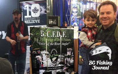 Attended the 2018 BC Sportsmen's Show