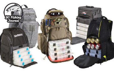 Best Fishing Backpack – Tackle Storage