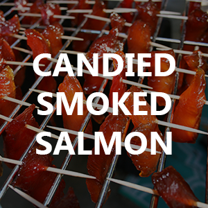 How To Make Candied Smoked Salmon
