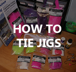 How to Tie a Salmon Jig