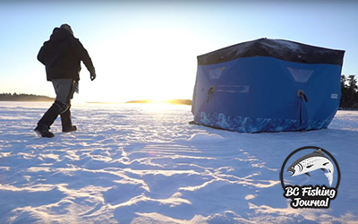 3 Best Ice Fishing Shelters for the money