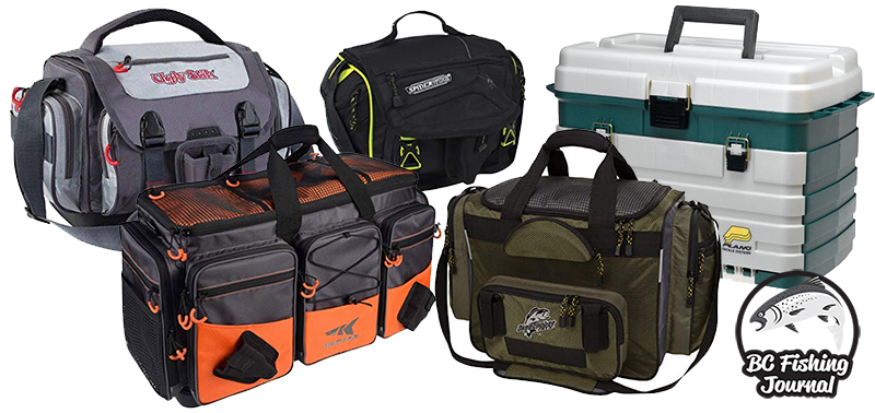 Best Tackle Box and Bag for Fishing & Storage - BC Fishing Journal