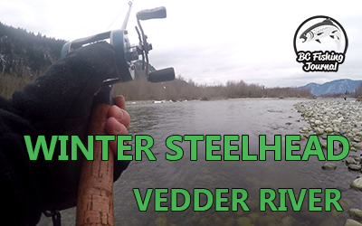 Starting up the 2019 Winter Steelhead Season!
