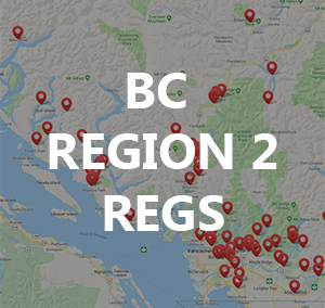 BC Fishing Regulations Freshwater Region 2
