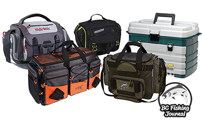 Best Tackle Box and Bag for Fishing & Storage