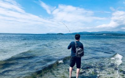 Fishing Sechelt beach and Inlet – Family Vacation & Captain Quinn