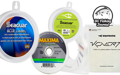 5 Best Fishing Leader Lines – Fluorocarbon vs. Monofilament