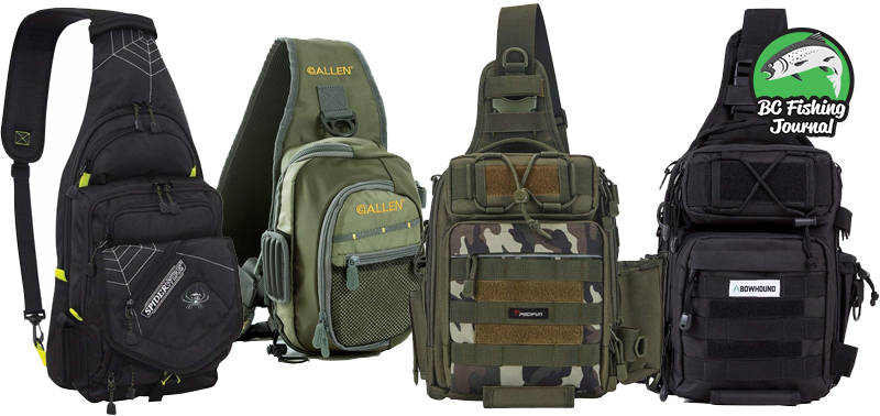 Best Fishing Tackle Bag Or Sling for the money - BC Fishing Journal