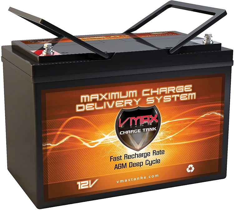 VMAX MR127 12-Volt Battery
