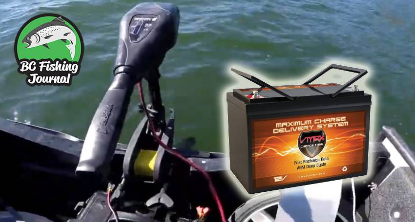 Best Trolling Motor Batteries