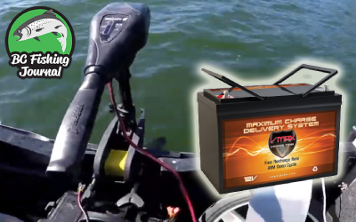 The Best Trolling Motor Batteries and Chargers Reviewed