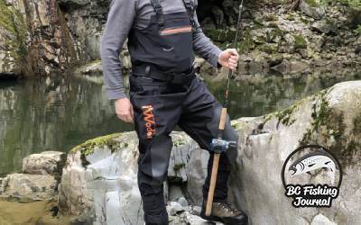 iWader GT-Stretch S1 Fishing Wader Review