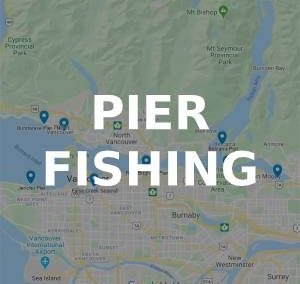 Pier Fishing and Crabbing Locations – Greater Vancouver Area